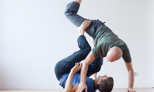 Contact Improvisation Winterserie II